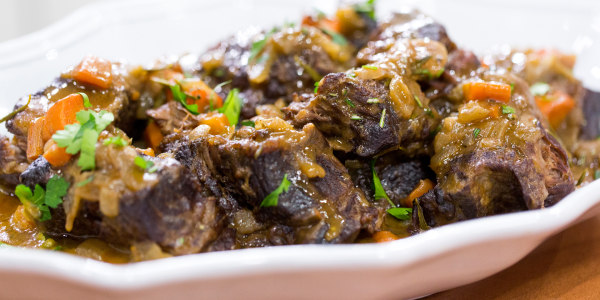 Slow-Cooker Braised Short Ribs