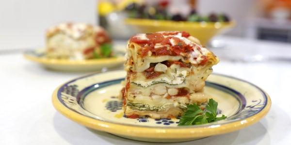Luscious Lazy Slow-Cooker Lasagna