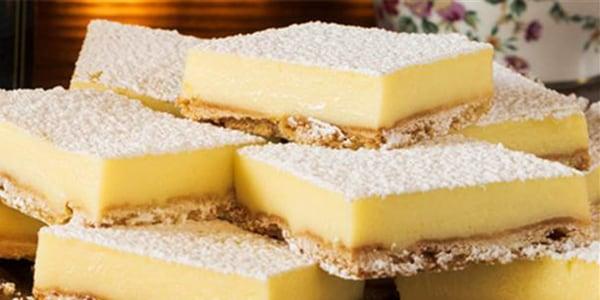 Bake Kathie Lee's favorite (and super simple) sweet treat: Lemon bars