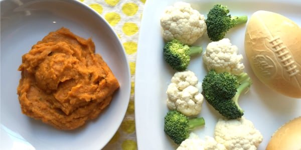 Hail Mary Sweet Potato Dip