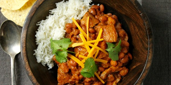 Slow-Cooker Chicken Chili
