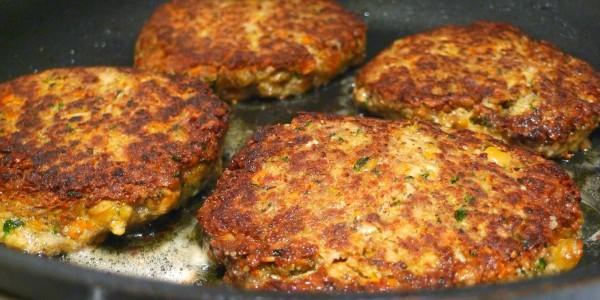Siri's Chickpea Burgers