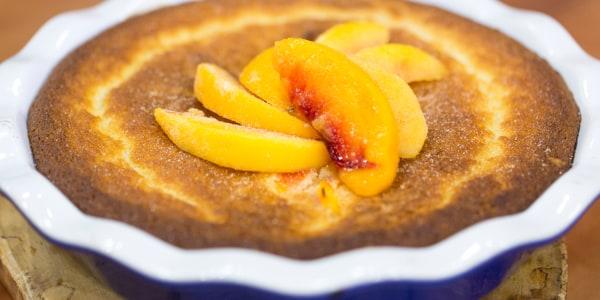 5-Ingredient Fruit Cobbler