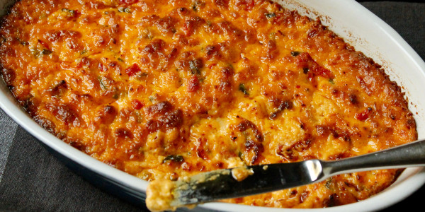 Hot Pimento Cheese Dip