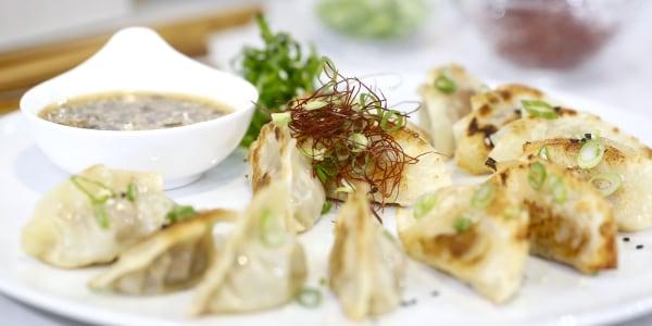 Meaty Dumplings (Korean Mandu)