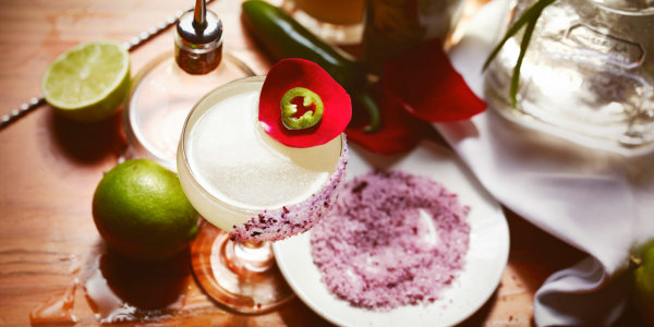 Rose Picante Margarita