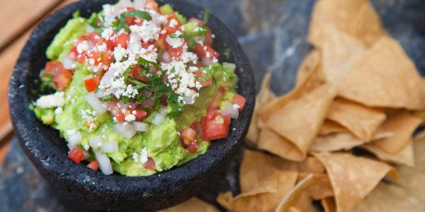Siri Daly's Cranberry-Avocado Salsa