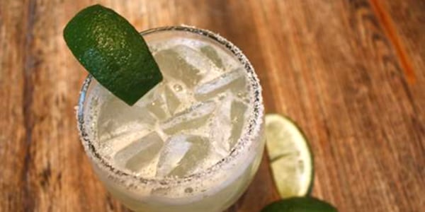 4-Ingredient Skinny Margarita