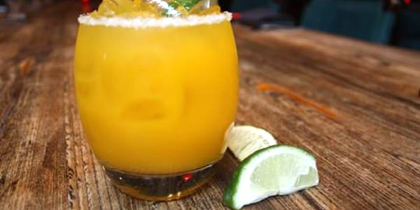 3-Ingredient Mango Margarita