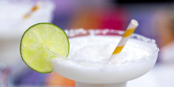 Coconut Lime Margarita