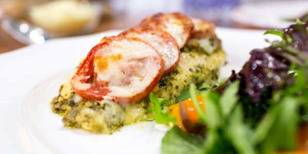Hoda Kotb's Mom's 5-Ingredient Pesto Chicken