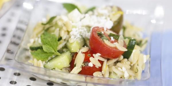 Al's Orzo Pasta Salad