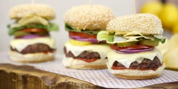 The Perfect Burger (aka The Crunch Burger)