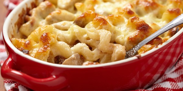 Fancy Pants Mac-n-Cheese