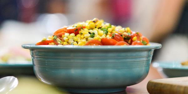 Indian Street Corn Salad