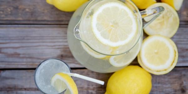 Martha Stewart's Extra-Lemony Lemonade