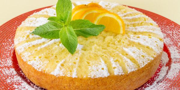 Instant Orange Cake