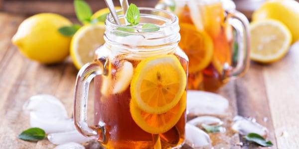 Martha Stewart's Classic Iced Tea