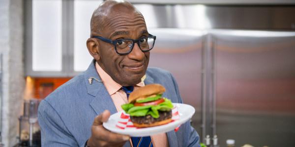 Al's Veggie Burger