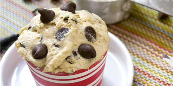 How to Make Edible Cookie Dough: Try This Eggless Recipe