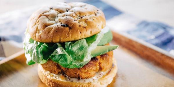 Trisha Yearwood's 'Sweet-Pea' Burgers