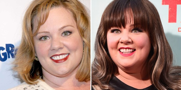 Melissa Mccarthy S Hair Evolution