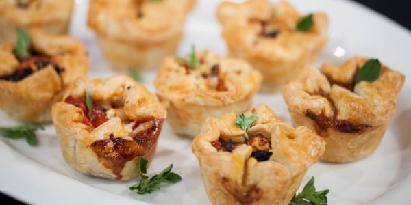 Martha Stewart's Roasted Tomato Hand Pies