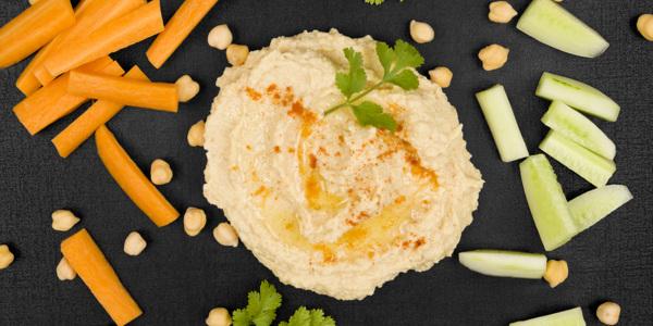 Sam Kass's 5-Minute Hummus