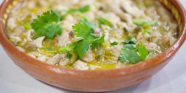 Chicken Chili Verde