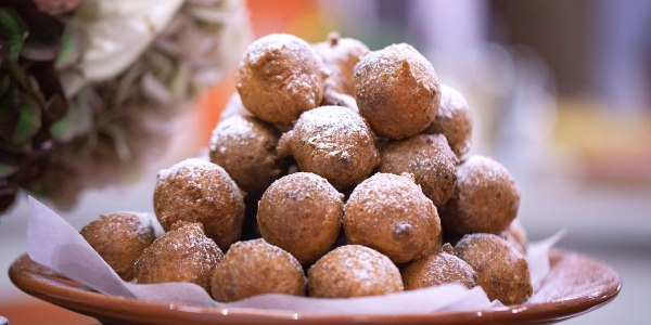 Sweet Ricotta Fritters