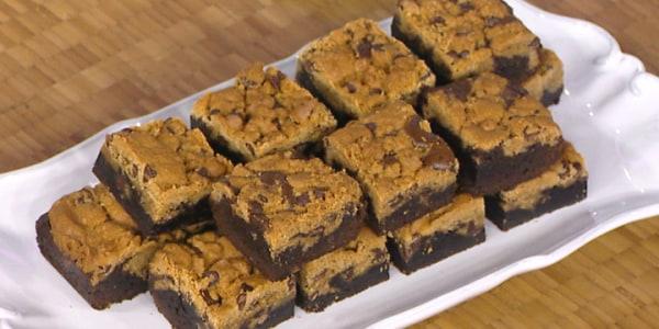 """Cookie Brownies """"Brookies"""""""