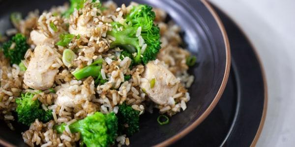 Restaurant-Style Asian-Inspired Chicken & Broccoli