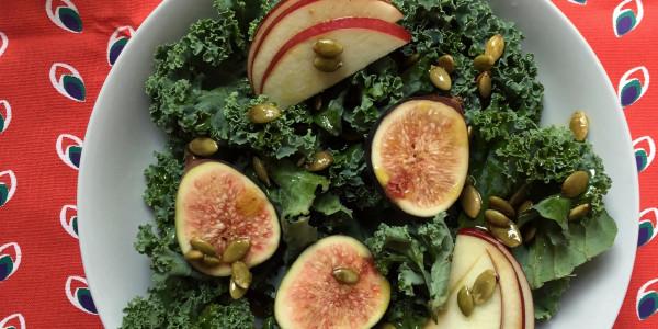 Roasted Pumpkin Seed Salad Dressing