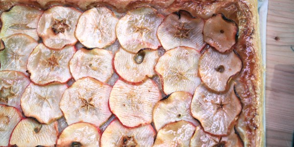 Easiest Apple Tart