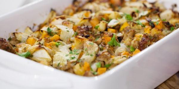 Jordan Andino's Sweet Potato Casserole