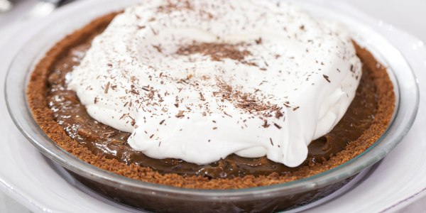 Chocolate Caramel Crunch Pie