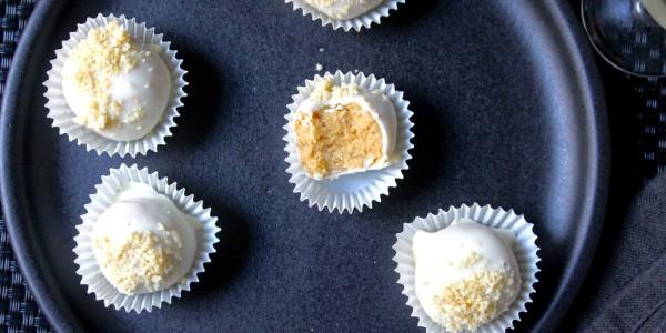 3-Ingredient Peanut Butter Oreo Truffles