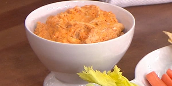 Slow-Cooker Buffalo Turkey Dip