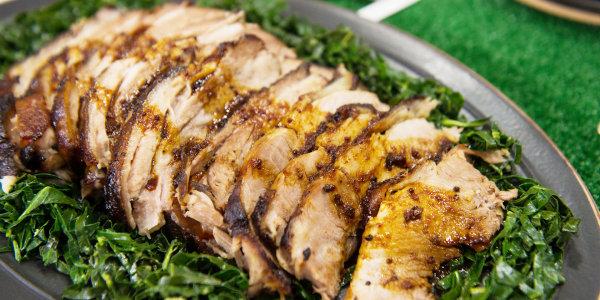 Caramelized Orange Pork Roast
