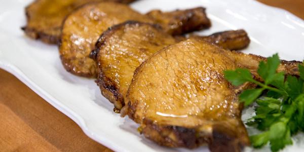 Thin-Cut 'Minute' Pork Chops