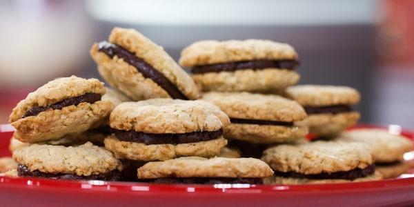 Double Cruncher Cookies