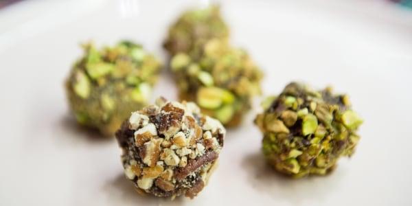 3-Ingredient Chocolate Truffles