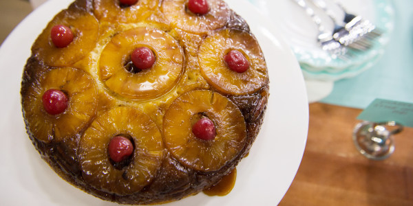 Martha Stewart's Easy Pineapple Upside-Down Cake