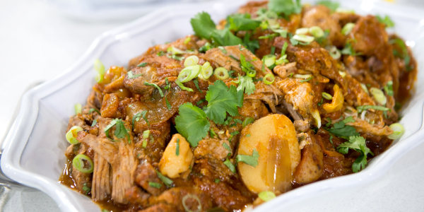 Mexican-Style Slow-Cooker Pork Roast with Chipotle Sauce