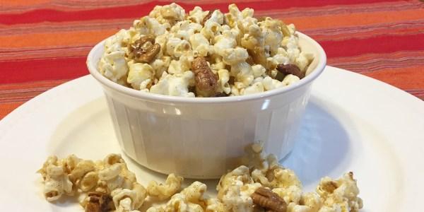 Baklava Popcorn