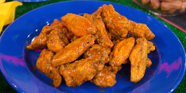 Extra Crispy Oven-Baked Wings