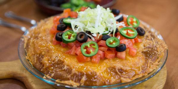Siri Daly's Taco Pie