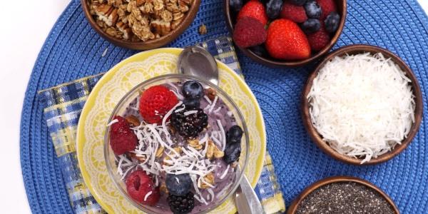 Healthy Breakfast Ice Cream