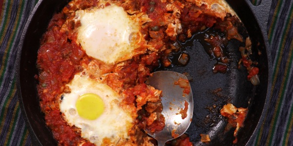 Sunday Tomato Eggs
