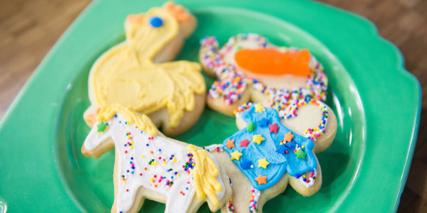 Duff Goldman's Perfect Sugar Cookies